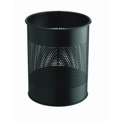Durable - 3310-01 15 L Alrededor Metal Negro