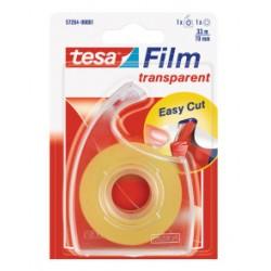 TESA - tesafilm cinta adhesiva 33 m Transparente 1 pieza(s)