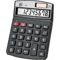 5Star - 320 Escritorio Calculadora básica Negro calculadora