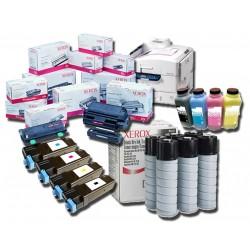 Xerox - Cartucho de tóner cian. Equivalente a HP CC531A. Compatible con HP Colour LaserJet CM2320 MFP, Colour Laser