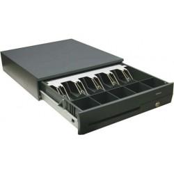 Posiflex - CR-4005-B Negro caja para dinero en efectivo