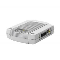 Axis - P7701 decodificador Blanco Alámbrico