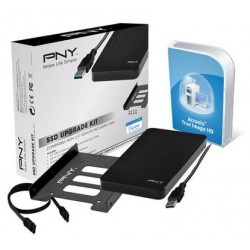 PNY - SSD Upgrade Kit Universal Funda de disco duro