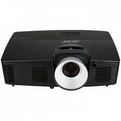 Acer - Basic P1287 Proyector para escritorio 4200lúmenes ANSI DLP XGA (1024x768) 3D Negro videoproyector