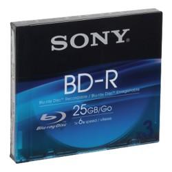 Sony - 3BNR25SL disco de alta densidad