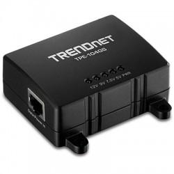 Trendnet - TPE-104GS divisor de red Negro Energía sobre Ethernet (PoE)