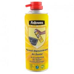 Fellowes - HFC Limpiador de aire comprimido para limpieza de equipos Lugares difíciles de alcanzar