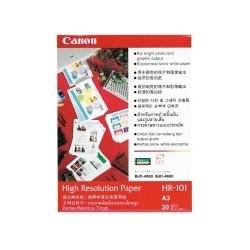 Canon - HR-101N A3 High Resolution Paper papel para impresora de inyección de tinta