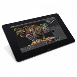 Wacom - Cintiq 27QHD USB Negro tableta digitalizadora