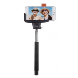 KitVision - BTSSPHBK Universal Negro palo para autofotos