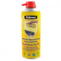 Fellowes - 9974804 Lugares difíciles de alcanzar Limpiador de aire comprimido para limpieza de equipos kit de limpi