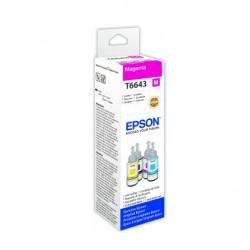 Epson - T6643 70ml Magenta tinta de impresión y de dibujo