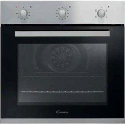 Candy - FPE 502/6 X Horno eléctrico 65L 2100W A-20% Acero inoxidable