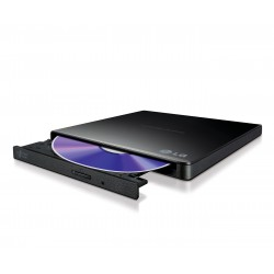 LG - GP57EB40 DVD Super Multi DL Negro unidad de disco óptico - 15644923