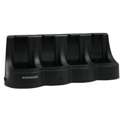 Datalogic - 94A151123 cargador de dispositivo móvil Interior Negro