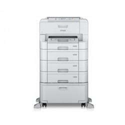 Epson - WF-8090 D3TWC Color 4800 x 1200DPI A3+ Wifi Color blanco impresora de inyección de tinta