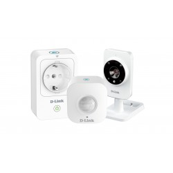 D-Link - DCH-100KT + Kit Wifi Blanco 3pieza(s) adaptador de red powerline