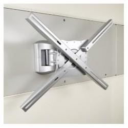 Phoenix Technologies - PHLCD2630S soporte de pared para pantalla plana Aluminio
