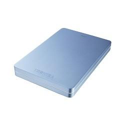 Toshiba - Canvio Alu 3S 500GB 500GB Azul disco duro externo