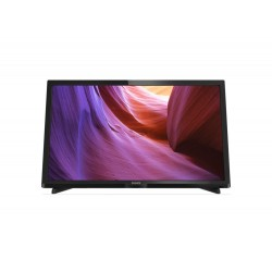 Philips - 4000 series Televisor LED Full HD plano 22PFH4000/88