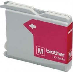 Brother - LC1000M Original Magenta 1 pieza(s)