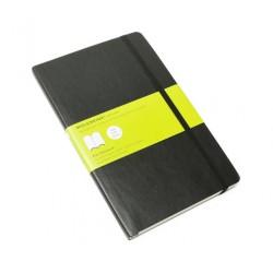 Moleskine - Classic cuaderno y block Negro 192 hojas - QP618