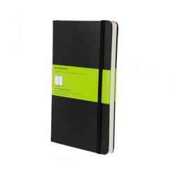 Moleskine - QP062 Negro A5 240hojas cuaderno y block