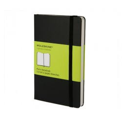 Moleskine - QP012 cuaderno y block Negro 192 hojas