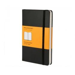Moleskine - QP060 A5 240hojas Negro cuaderno y block