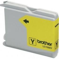 Brother - LC1000Y Original Amarillo 1 pieza(s)