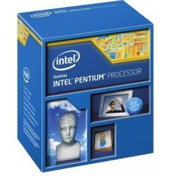 Intel - Pentium ® ® Processor G3260 (3M Cache, 3.30 GHz) 3.3GHz 3MB Smart Cache Caja procesador