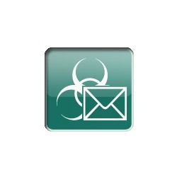 Kaspersky Lab - Security for Mail Server, 100-149U, 1Y, RNW 1año(s)