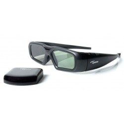 Optoma - ZF2300 Negro 1pieza(s) gafas 3D estereóscopico