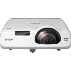 Epson - EB-525W 2800lúmenes ANSI 3LCD WXGA (1280x800) Blanco videoproyector