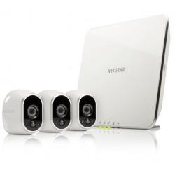 Netgear - VMS3330 Cámara de seguridad IP Interior y exterior Cubo Blanco 1280 x 720Pixeles