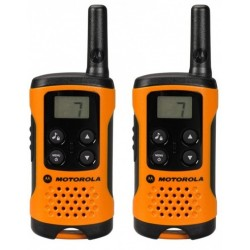 Motorola - TLKR-T41 8channels 446MHz two-way radios - 16292558