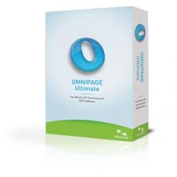 Nuance - OmniPage Ultimate 19, UPG/ESD, 1u, DE/EN/FR