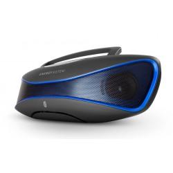 Energy Sistem - Music Box BZ6 Stereo portable speaker 12W Negro, Azul