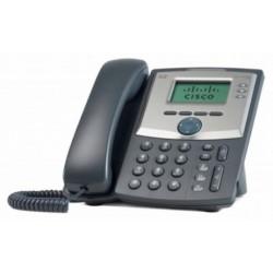 Cisco - SPA 303 Gris 3líneas teléfono IP