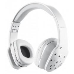 Urban Revolt - 20113 Diadema Binaural Alámbrico Blanco auriculares para móvil