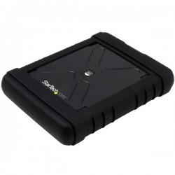 StarTech.com - Caja USB 3.0 robusta con UASP para disco duro o SSD SATA de 2,5 pulgadas