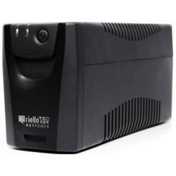 Riello - Net Power 600 sistema de alimentación ininterrumpida (UPS) 4 salidas AC 600 VA 360 W