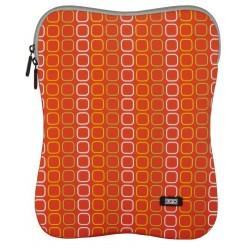 """3GO - BS12O 12"""" Funda Naranja maletines para portátil"""
