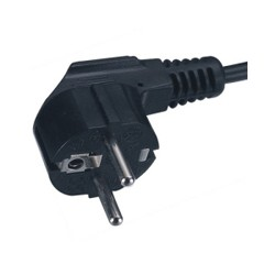 Cisco - CP-PWR-CORD-CE cable de transmisión Negro C13 acoplador CEE7/14