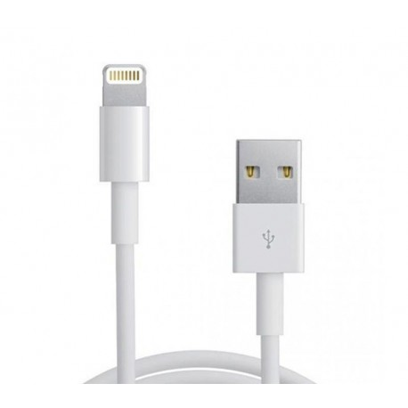 Nanocable - CABLE LIGHTNING IPHONE A USB 20 IPHONE LIGHTNING-USB A/M 20 M
