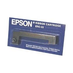 Epson - Cartucho ERC22B para las series M-180/190, larga duración, negro