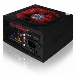 Approx - APP550PS unidad de fuente de alimentación 550 W 20+4 pin ATX ATX Negro
