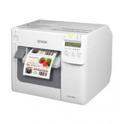 Epson - TM-C3500 impresora de etiquetas Inyección de tinta Color 720 x 360 DPI Alámbrico