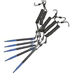 Intermec - Kit 5-pack lápiz digital Negro, Azul