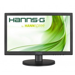 "Hannspree - Hanns.G HE196APB 18.5"" HD Mate Negro pantalla para PC LED display"